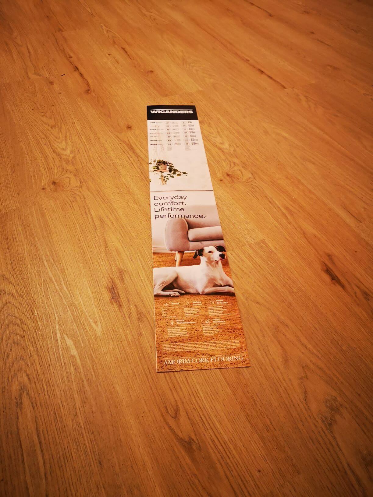 Desing HDF Wood Go Linen Oak