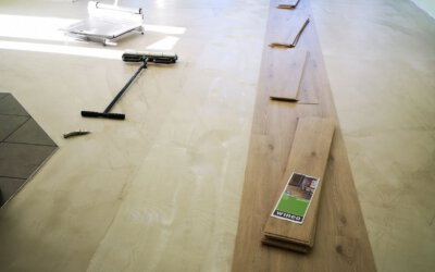 Bioboden – WINEO 1000 wood – zum Kleben & Klicken
